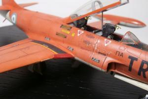 T-33A Shooting Star, Platz 1/72