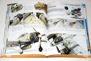ENCYCLOPEDIA of Aircraft Modelling Techniques, Vol.4 Weathering & Vol.5 Final Steps, by Diego Quijano (Mig Ammo)