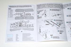 Sopwith Camel F1, Mister Craft 1/48 (κωδικός D-231) με ελληνικά σήματα!