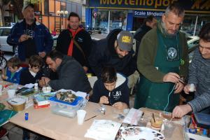11o ATHENS STREET MODELLING στην Ιπποκράτους (23/12/2017)