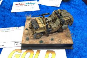 Scale ModelWorld 2017, Telford
