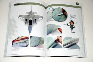 Modelling School – An initiation to the aircraft weathering, by Jamie Haggo (AMMO by Mig Jimenez)