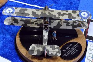 Scale ModelWorld 2017, DH9 by Aris Polyzos (Gold, Class 30)