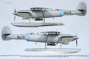 Dornier Do22 by Djordje Nicolic (Kagero)