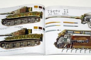 PANZER ACES Profiles II, German Tanks Camouflage 1943-1945 (Accion Press/Euromodelismo)
