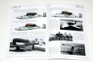 Heinkel He162 - Airframe Album No 13 - by Richard A. Franks (Valiant Wings, 2018)