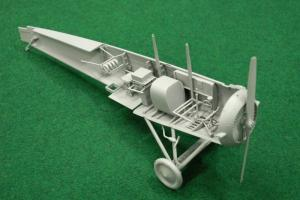Salmson 2A2, GasPatch Models, 1/48