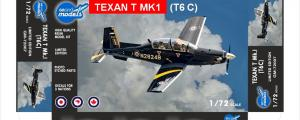 GRAND MODELS TEXAN T Mk1 (T-6) 1/72 New!