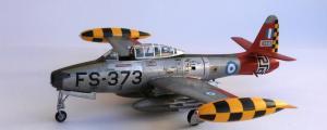 Republic F-84G Thunderjet, Academy 1/72