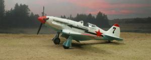 MiG-3, POMK (Resin Kit) 1/48