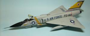 F-106 Delta Dart, Revell 1/48
