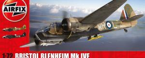 AIRFIX BRISTOL BLENHEIM Mk.IVF, 1/72 (A04017)