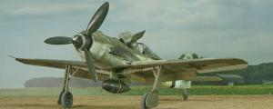 Focke Wulf Fw 190D-9 Late, Eduard 1/48, ProfiPACK (Kit No.8189)
