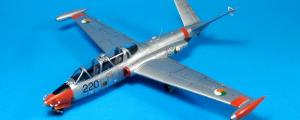 Fouga CM.170 Magister, Airfix 1/72 (Kit No. A03050)