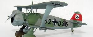 Henschel Hs123A-1, GasPatch Models 1/48