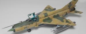 MiG-21MF, Fujimi 1/72