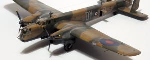Armstrong Whitworth Whitley Mk.V, Airfix 1/72 (A08016)