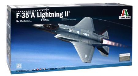 Lockheed Martin F-35A Lightning II, Italeri 1/32 (Κit No.2506)
