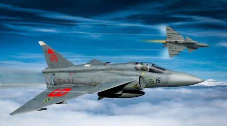 Tarangus και MPM ανακοινώνουν τo Saab 37 Viggen στην 1/48