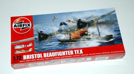Bristol Beaufighter TF.X, Airfix 1/72 (κωδικός A04019)