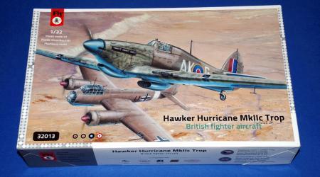 HAWKER HURRICANE MkIIC Tropical, Fly 1/32 (catalogue no.32013)