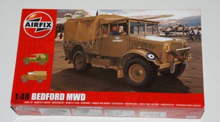 Bedford MWD Truck, Airfix 1/48 (Kωδικός A03313)