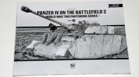 Panzer IV on the Battlefield 2, WWII Photobook Series Vol.16, by Craig Ellis (Peko Publishing)