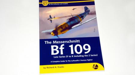 Messerschmitt Bf109 Late Series (F to K including Z), A&M No.11 (Valiant Wings)