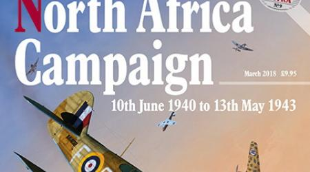 Airframe Extra No 9-North Africa Campaign (Valiant Wings)