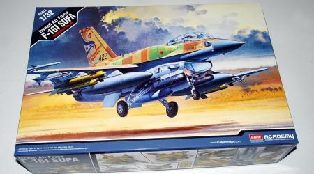 F-16I SUFA, ACADEMY 1/32 (κωδικός 12105)