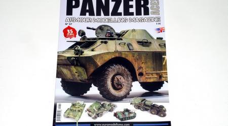 PANZER ACES 57, Armour Modelling Magazine (Accion Press/Euromodelismo)