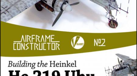 Airframe Constructor No.2, Building The Heinkel He 219 Uhu (Valiant Wings)