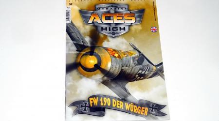 Fw190 Der Würger, Aces High Magazine issue 11 (AK 2921), AK Interactive
