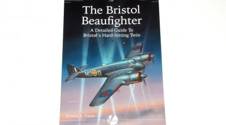 The Bristol Beaufighter - Airframe Album No 14, Valiant Wings