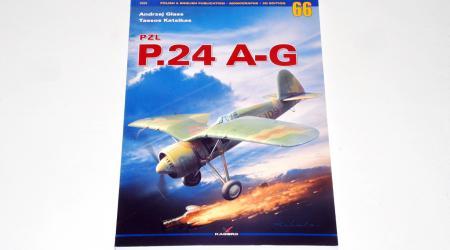 PZL P.2PZL P.24A-G, by Andrzej Glass & Tassos Katsikas, 3D Monograph No.664A-G, by Andrzej Glass & Tassos Katsikas, 3D Monograph No.66