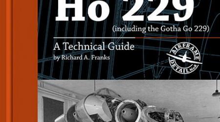 The Horten Ho IX/Horten Ho 229 - Airframe Detail 8, Valiant Wings