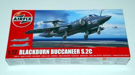 BLACKBURN BUCCANEER S.2C, Αirfix 1/72 (κωδικός Α06021)