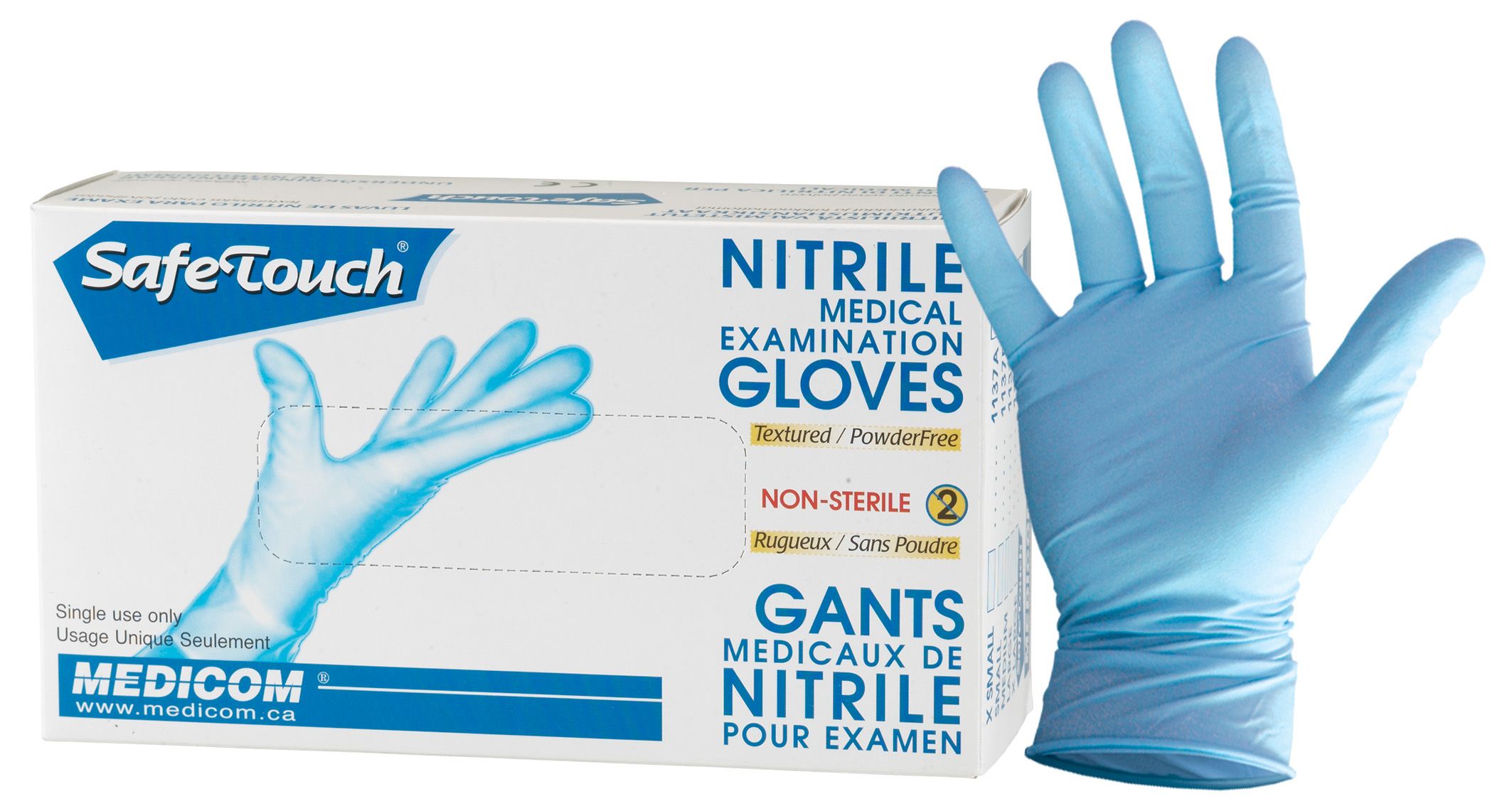 Nitrile Gloves for modelling