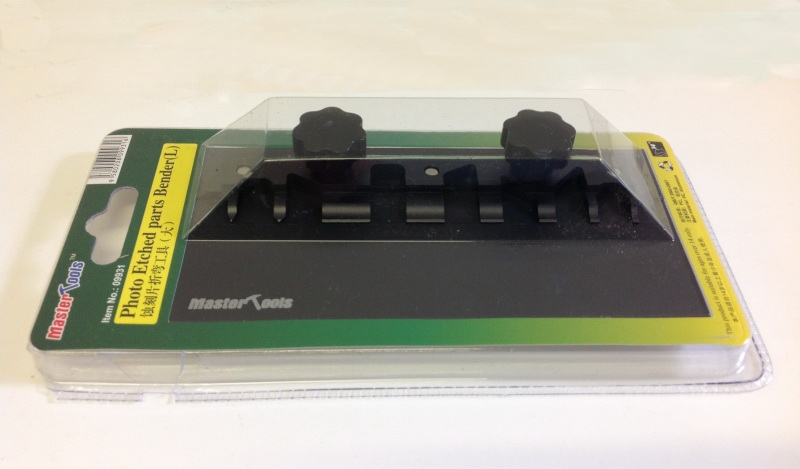 Photo-etched parts Bender Tool, Master-Tools/Trumpeter